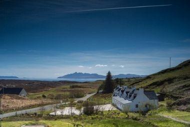Coruisk House Isle of Skye