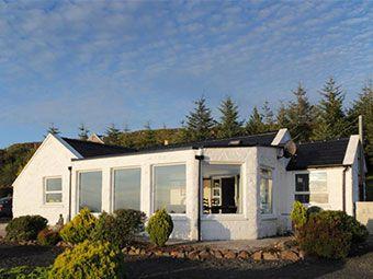 Isle of Skye Rainbow Cottage
